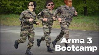 🔴 [Live] Je suis HEUREUX - Bootcamp Infiltration - Arma 3 Ft Leviath40