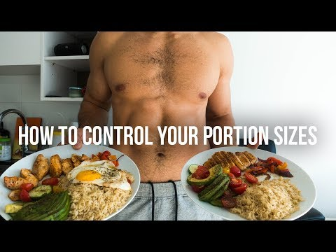 How To Control Your Portion Sizes