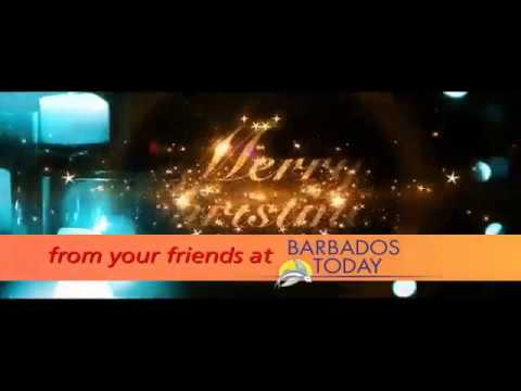 Merry Christmas from your friends at Barbados Today