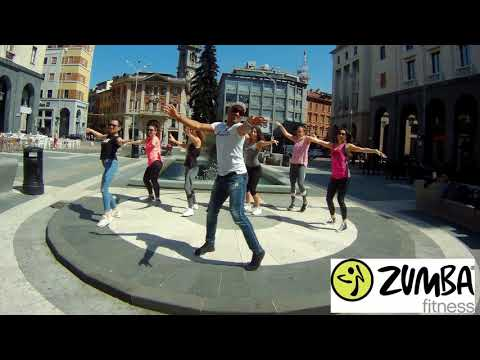 Zumba fitness choreography - X EQUIS - Nicky Jam Ft. J. Balvin