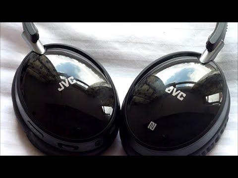 UNB0XING JVC HA S70BT-B WIRELESS HEADPHONES REVIEW