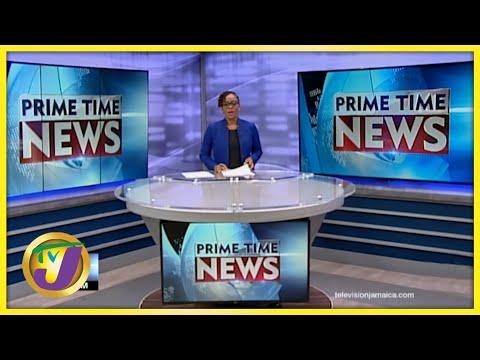 Jamaican News Headlines   TVJ News - June 15 2021