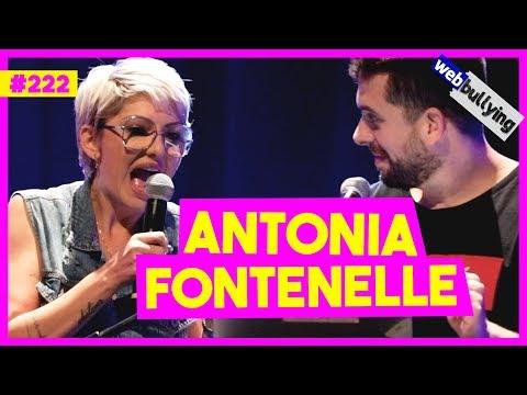 WEBBULLYING #222 - ANTONIA FONTENELLE FAZENDO LÉO DIAS BEBER DO PRÓPRIO VENENO (Rio de Janeiro, RJ)