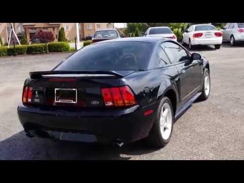 1999 Ford Mustang SVT Cobra Stock # 9238A