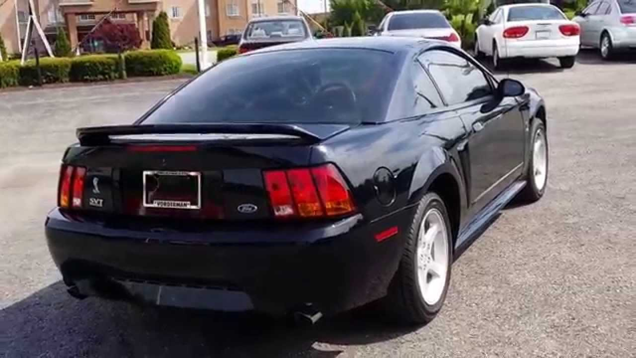 1999 Ford Mustang Svt Cobra Stock   9238a