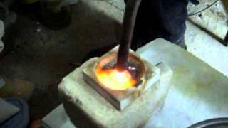 Gold Refining Tutorial Part 1 - Inquarting Scrap 14K Gold Jewelry with Silver
