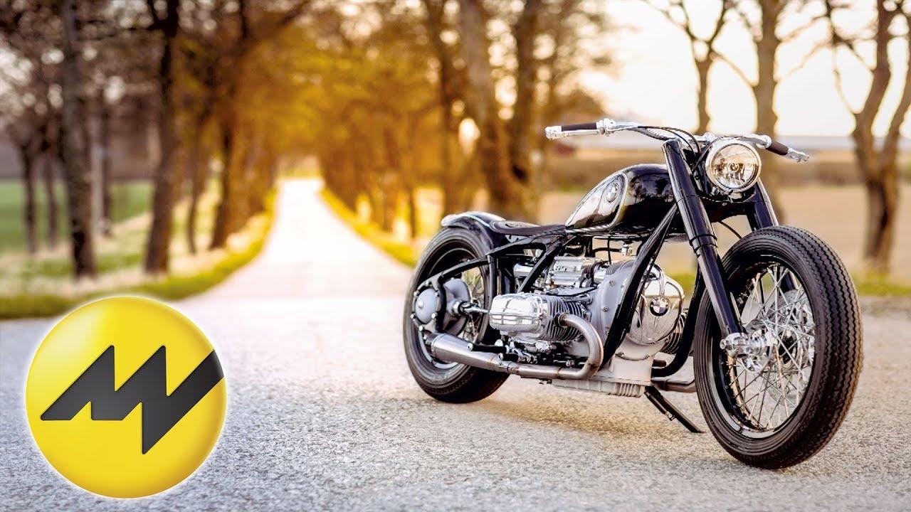 Neue Technologie in altem Gewand | BMW R5 Hommage | Motorvision