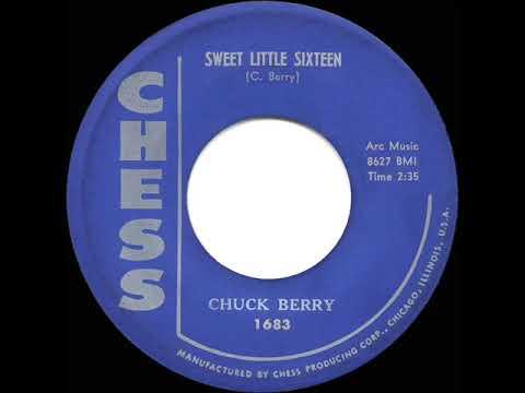1958 HITS ARCHIVE: Sweet Little Sixteen - Chuck Berry