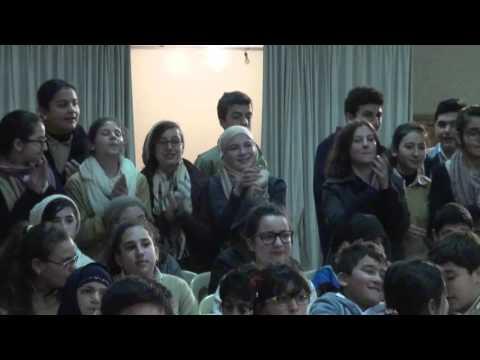 Ecole St François à Hamra