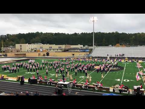 North Cobb High School Marching band Fayette High School Marching band competition 2017
