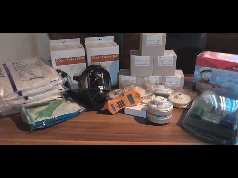 [Prepping] - ABC Schutzausrüstung - Keine Chance Den CBRN Gefahren!