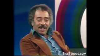 Oscar Brown JR Interview with Bill Boggs
