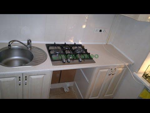 Ремонт кухни замена столешницы