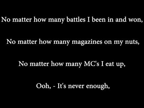 Eminem  Never Enough Lyrics Full HD #3