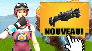 🔴 FORTNITE - UPDATE! THE ROBOT CHANGE ENCORE - NEW TACTIC POMPE - ♫CODE CREATER GREMORY-BLAST♫