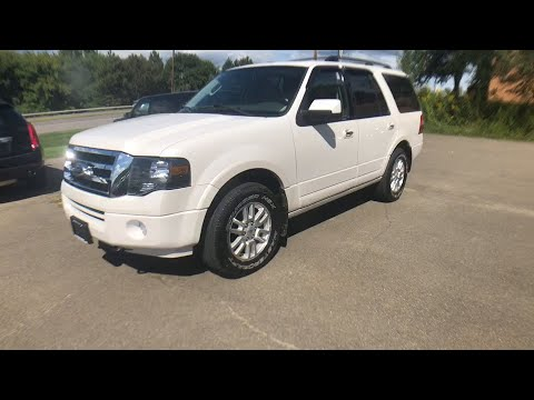 2014 Ford Expedition Binghampton, Norwich, Ithaca, Great Bend, Oswego, NY  8442A