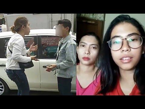 Videonya Ngaku Polisi dan Minta Uang ke Anak SMP yang Serempet Mobilnya Viral, Wanita ini Buka Suara