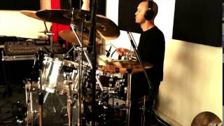 Love Wikman Åbom - Drum cover - Deep Purple Speed King