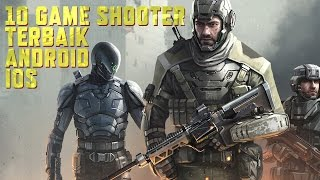 Game Shooting Android | 10 Game Terbaik 2016