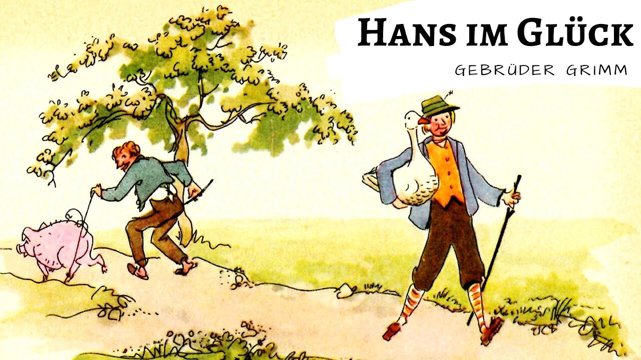 Hans Im Glück Märchen