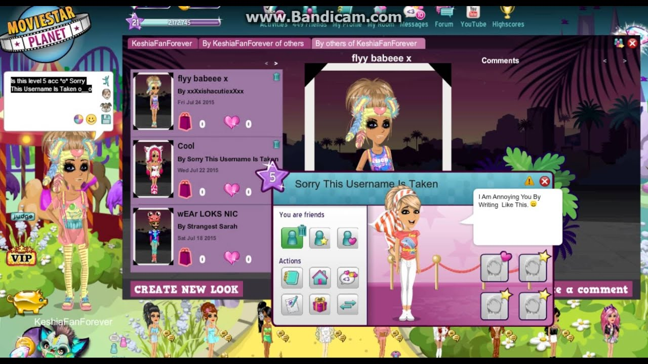 Msp free account giveaway 2015