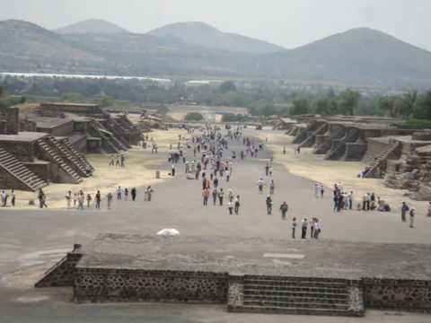Part 1         From Tenochtitlan to Today: A Brief History of Mexico
