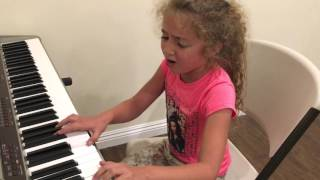 If Only by Dove Cameron Performed by Madeleine Damaryan (7 years old).