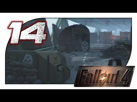 Fallout 4: Aneirin - 14. Clearing the Road