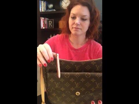 dc7d6ebd0 Louis Vuitton Mabillon handbag unboxing - YouTube