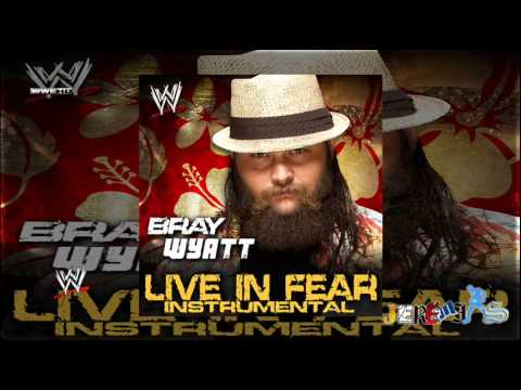WWE: Live In Fear (Instrumental) (Bray Wyatt) By Mark Crozer + Link And Cover