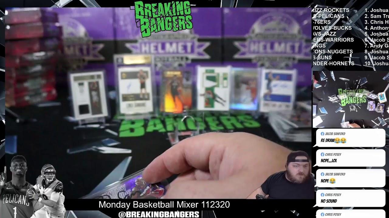 Download Monday Basketball Mixer 112320
