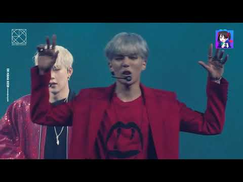 MONSTA X - RUSH (Rock ver.) #3YearsWithMonstaX
