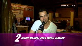 Entertainment News - 8 Quick Question Sultan Djorghi