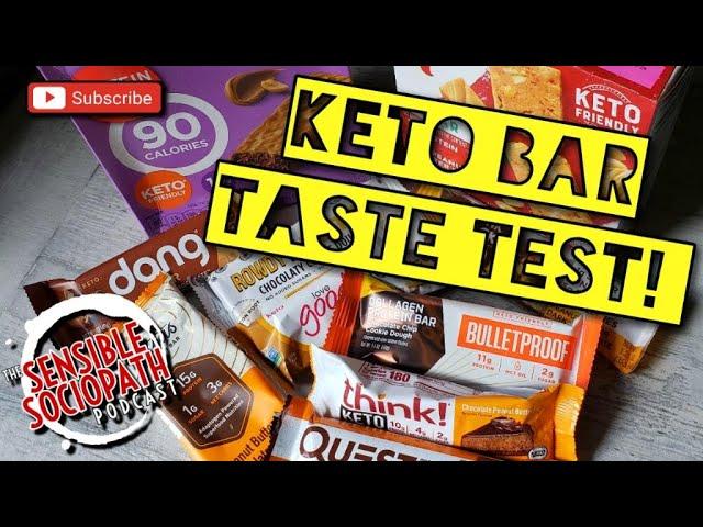 Keto Bar Taste Test Challenge, Stand Up Paddle Board (SUP) Adventure
