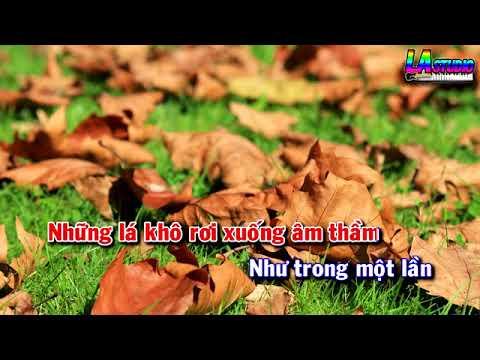 Karaoke Nhạc Sống Mùa Xuân Lá Khô Organ Tone Nam   Keyboard Long Ẩn   YouTube