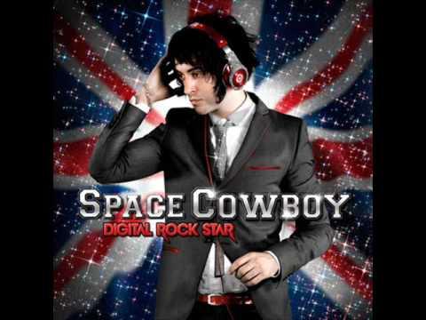 invisible - Space Cowboy [Digital Rock Star]