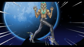 Como spawnar as PERNAS do Moon Lord (item) - Terraria 1.4 (Journey's End)