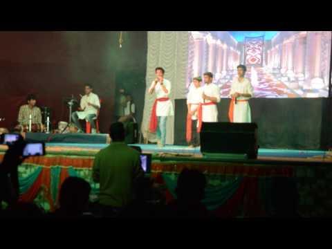 Maharajanchi kirti befam powada :by group