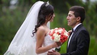 Армянская Свадьба Дaвид и Яна