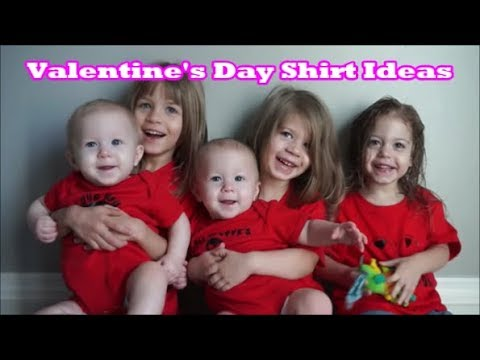 Valentines Day Shirt Ideas For Kids Diy Cricut Shirts Collab