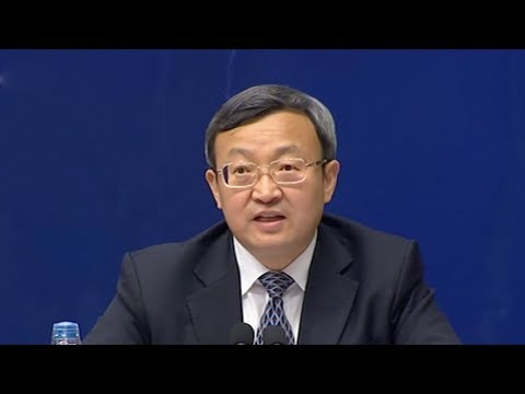 Chinese vice-ministers speak to media about China-US trade relations