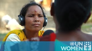 Nepal's Justice Reporters help survivors break their silence