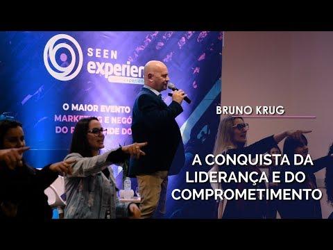 A conquista da liderança e do comprometimento | Palestra completa - BRUNO KRUG