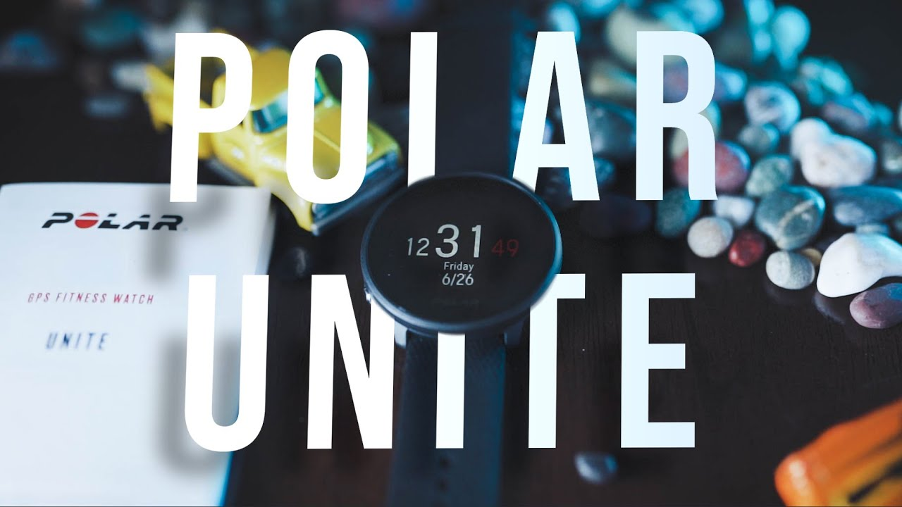 Polar Unite Review and Giveaway! || Polar's New Affordable Fitness Watch