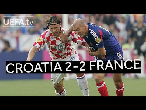 2018 WORLD CUP FINAL: FRANCE - CROATIA from the archives