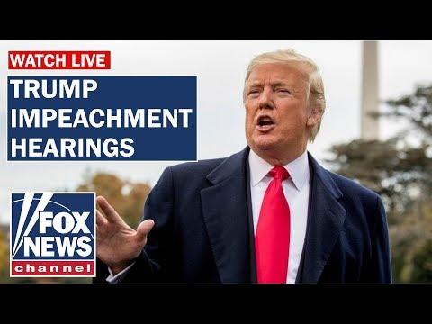 PM Orlando - Day 1 Of Public Impeachment Hearings - Podcast 11-13-19
