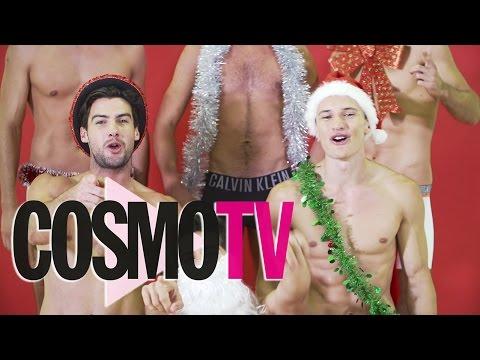 Merry Christmas from Cosmopolitan Australia! | Shirtless Hunks | Cosmopolitan Australia