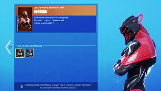 THE *NEW FORTNITE STORE* TODAY 18 AUGUST FIRST *NEW SKIN* LEGENDARY OF THE SEASON ❤