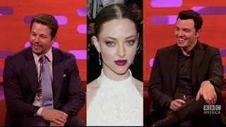 "Download Mark Wahlberg & Seth MacFarlane Call Amanda Seyfried ""Gollum Eyes"" - The Graham Norton Show Mp3 and Videos"