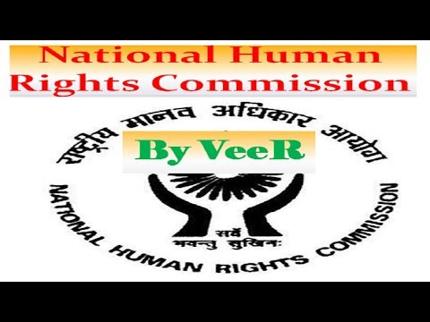 L-76-राष्ट्रीय मानवाधिकार आयोग-NHRC(National Human Rights Commission)-Polity(UPSC/PSC/SSC)- By VeeR